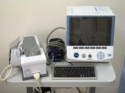 中心血圧測定装置