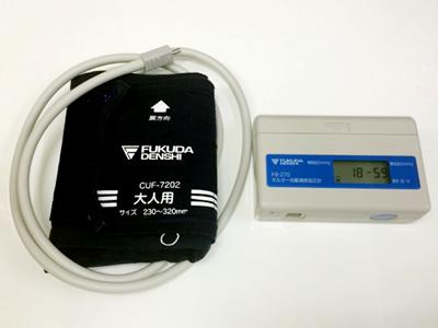 24時間血圧測定